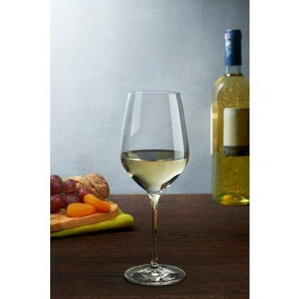 Climats Set of 2 White Wine Glasses 390 cc 2