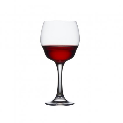 Heads Up Set of 2 Red Wine Glasses 2