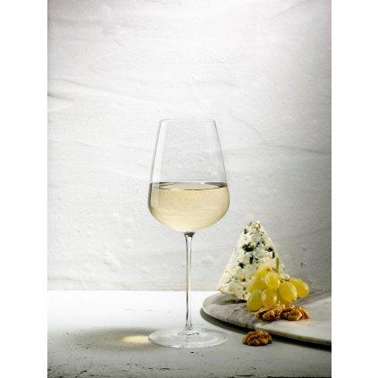 Lifestyle Stem Zero Delicate White Wine Glass 32029