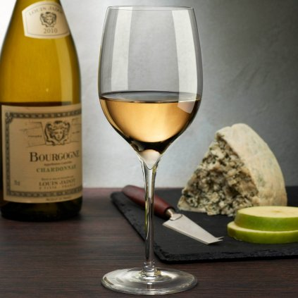 Dimple Set of 2 Aromatic White Wine Glasses