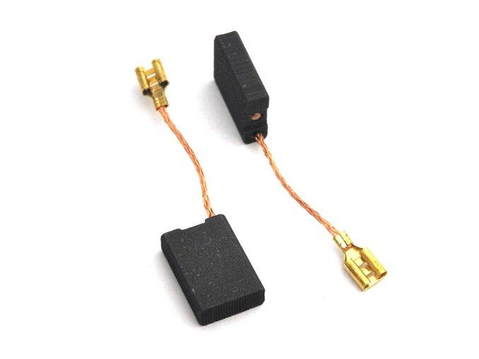 Uhlíky pro úhlovou brusku BOSCH GWS 26-230 BV 0601856B65