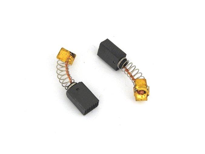 Uhlíky pro vibrační brusku MAKITA BO4553