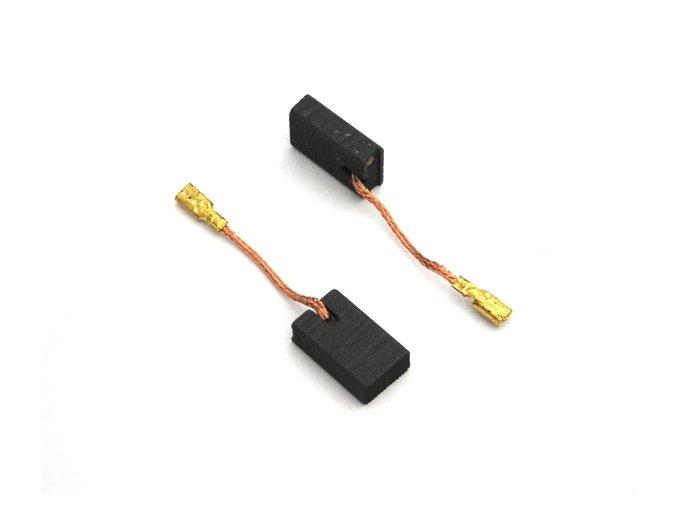 Uhlíky pro úhlovou brusku BOSCH PWS 10-125 CE 0603343708