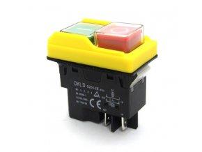 DKLD DZ04 2 B 4P vypinac spinac AC250V 10A A