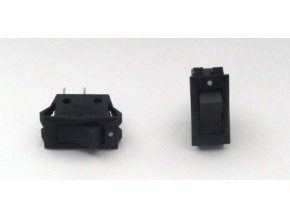 Kolébkový vypínač spínač osvětlení  HF-616 10(8)A AC250V