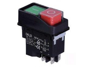 DKLD DZ 6 4P vypinac spinac AC250V 16A A
