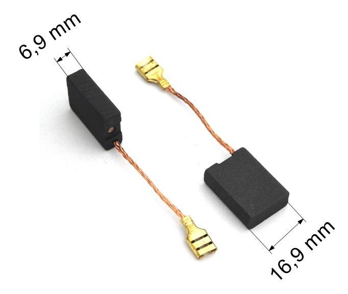 Uhlík 95 - 7,0 x 16,9 mm
