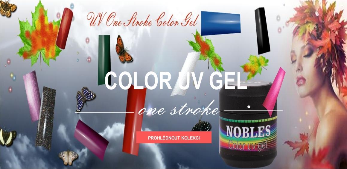 One Stroke Color gel