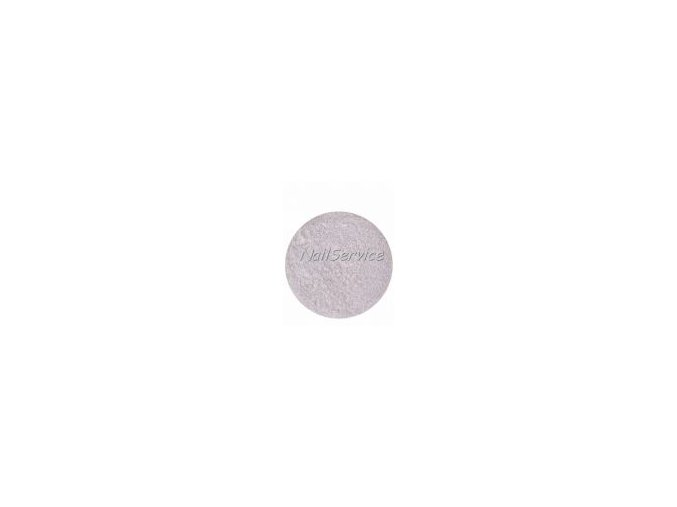PIGMENTS PEARL  Silver Shine  Barevný pigment do gelu 3g.