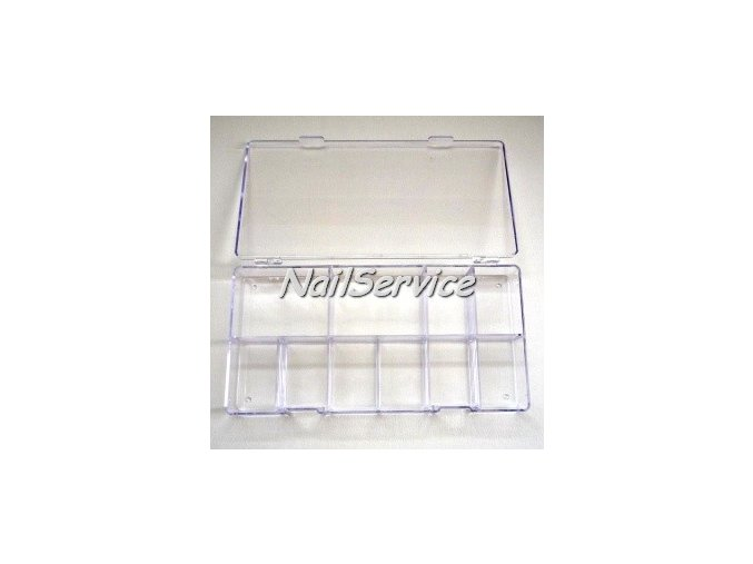 Box plastový na tipy