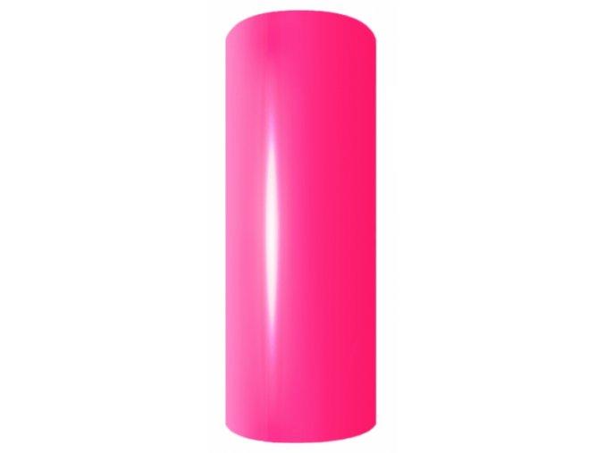 GEL- LAK UV/ LED 3 IN 1 -  č.129 NEON PINK  15ml Nobles
