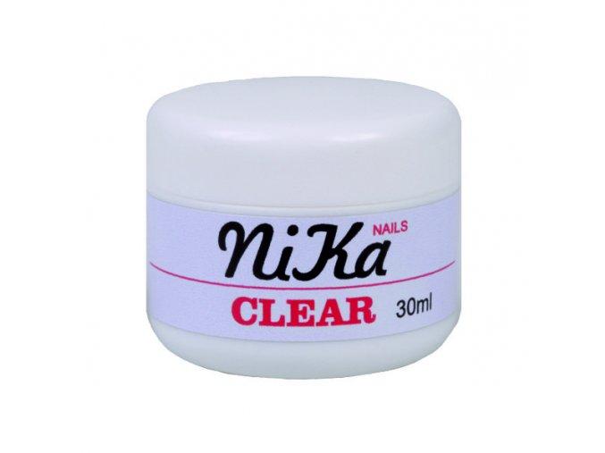 GEL UV GEL NIKA CLEAR ICE 250 ml.