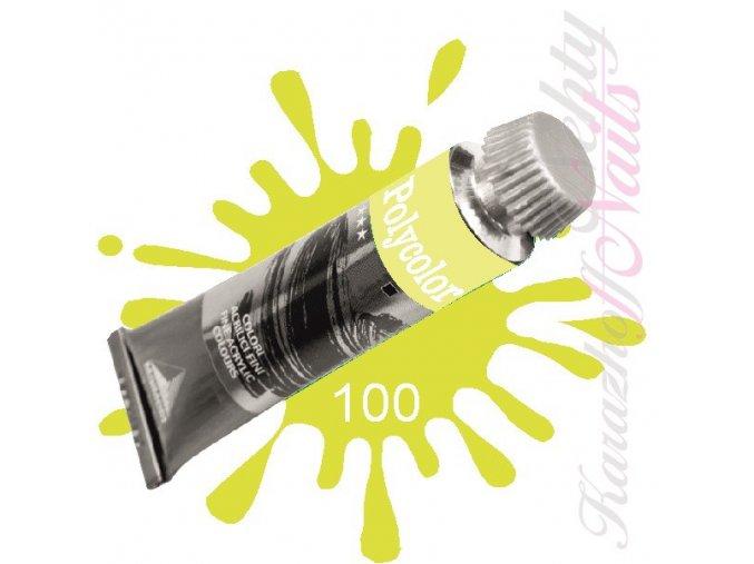 AKRYLOVÁ BARVA - Lemon Yellow (100)