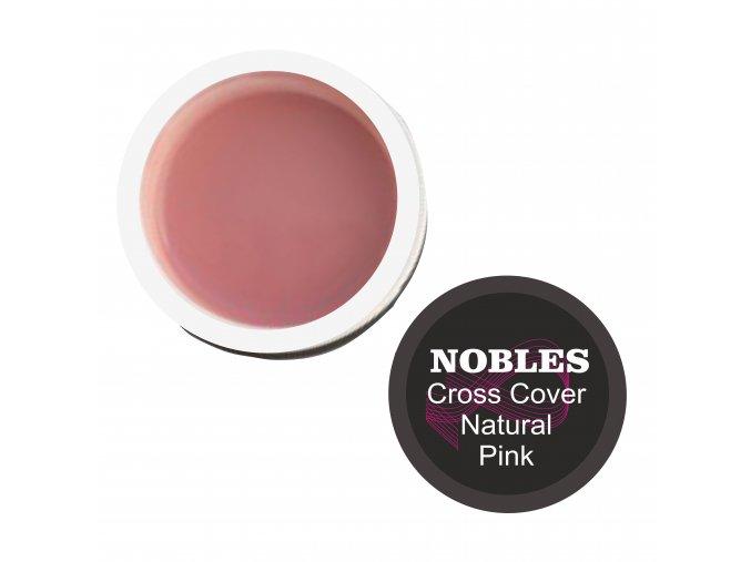 cross natural pink