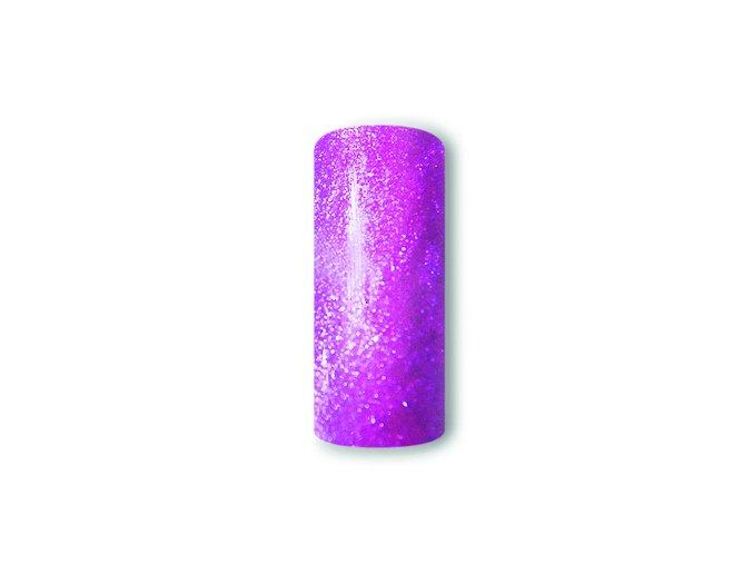 UV GEL Glitter Pink  5 ml. Nobles