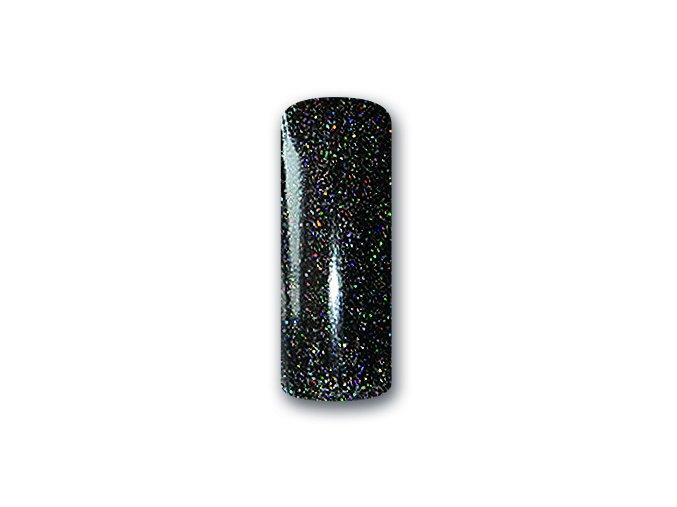 UV/LED GEL GLITTER  MULTIMIX BLACK 5ml.