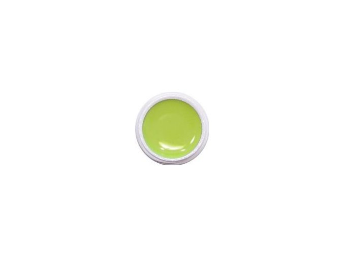 UV/LED GEL NEON YELLOW 5ml.