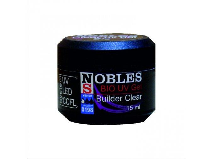 UV/LED GEL NOBLES BIO CLEAR BUILDER