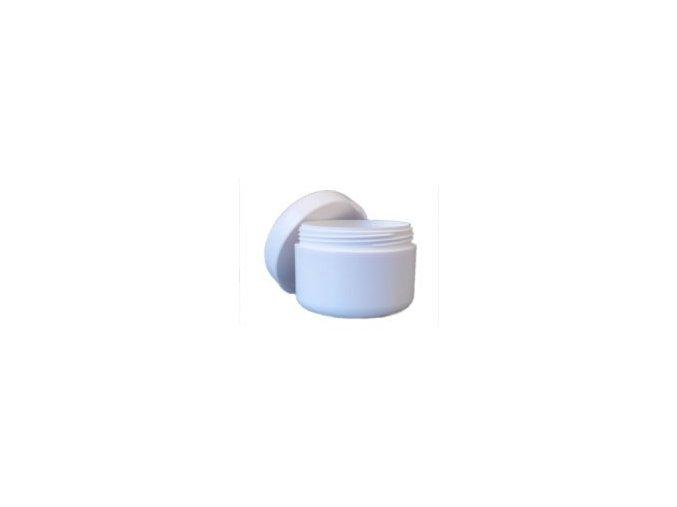 Kelímek plastový 50ml bílý dvouplášťový