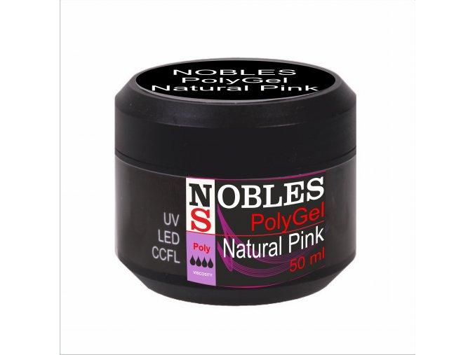 polygel natural pink 50ml