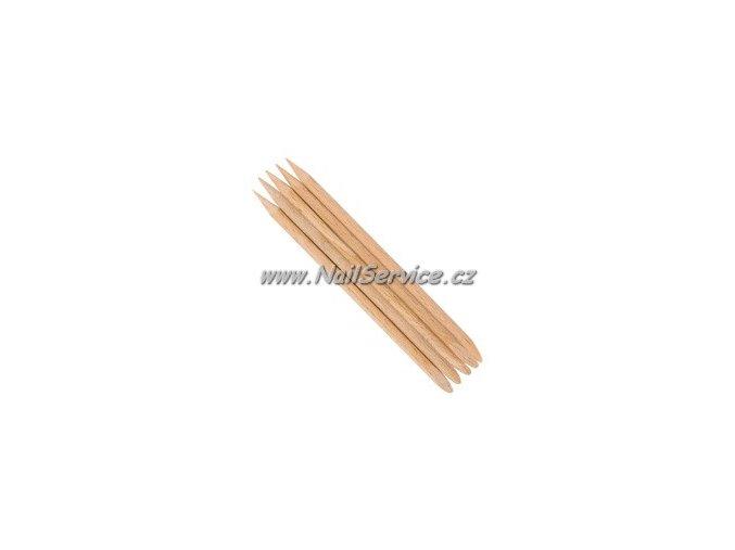 Dřívko manikúrní pomerančové 1 ks. (10cm)