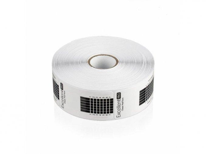 Zásobník na šablony Zlaté  (pro šablony úzké 5cm) (Bez šablon)