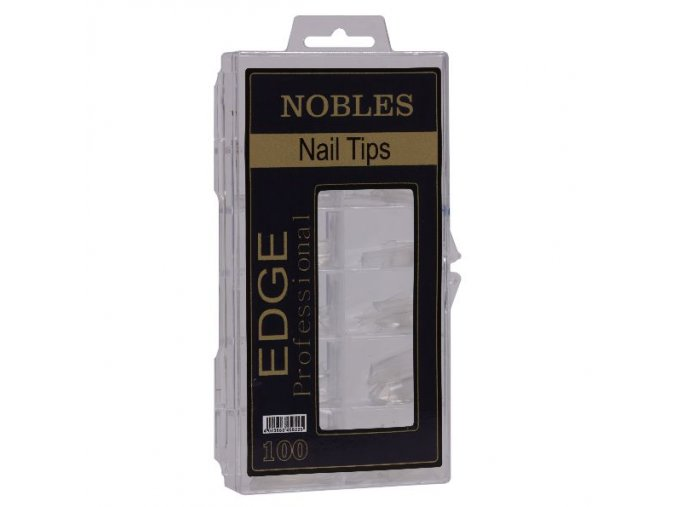 TIPY EDGE- CLEAR 100Ks/box