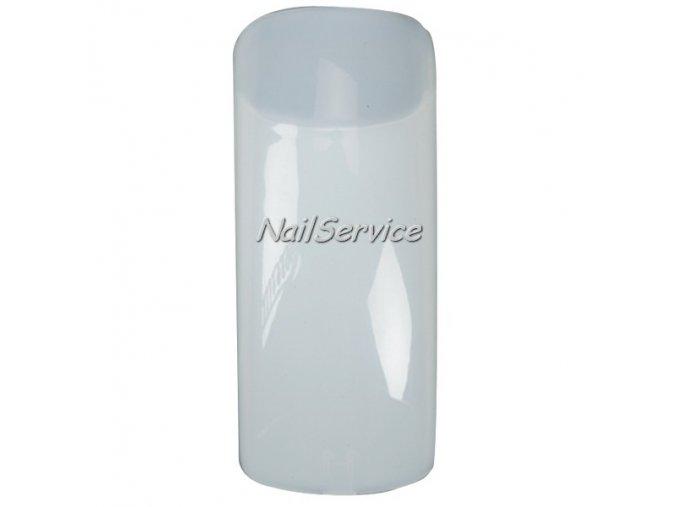 NAIL TIPS NATURAL MIX 50 ks /sáček, rovné s velkou lepící plochou