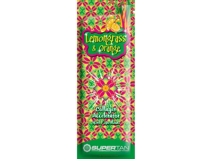 Lemongrass & Orange 15 ml