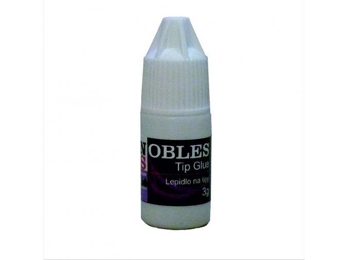 TIP GLUE NOBLES - lepidlo na lepení nehtových tipů. 3 gr.