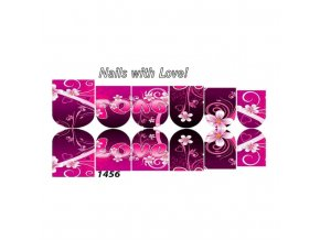 Slider nails with love! 1456