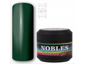 COLOR GEL  INTENSIVE GREEN  151 5ml.