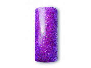 UV GEL GLITTER TWINKLE PURPLE 5 ml.
