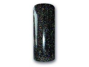 UV/LED GEL GLITTER  MULTIMIX BLACK 262  5ml.