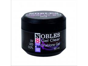 UV/LED GEL NOBLES COMFORT CLEAR