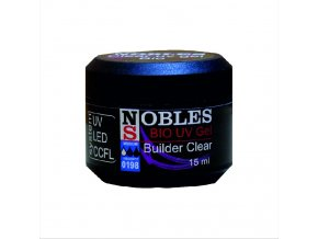 UV/LED GEL NOBLES BIO CLEAR BUILDER