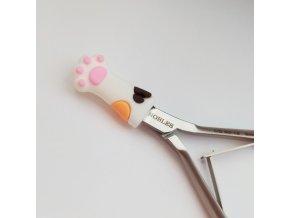 Pouzdro na ochranu nůžek, pinzet a kleštiček. Bílá pacička 1 kus