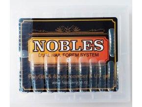 DUAL SYSTEM FORMS NOBLES č. 1 hranaté (největší, vysoké C ) 120 ks krabička