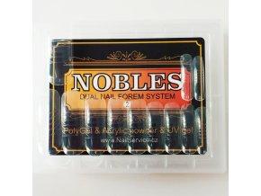 DUAL SYSTEM FORMS NOBLES č. 2 hranaté (velké, menší C) 120 ks krabička