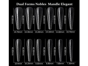 Nobles Mandle Elegant