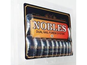 DUAL SYSTEM FORMS NOBLES č.5 Hranaté (nejmenší)  24 ks. sáček