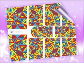 SLIDER NAIL ART 09