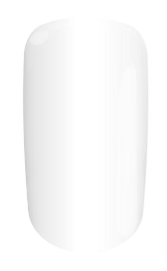 Francúzske UV gély - biele