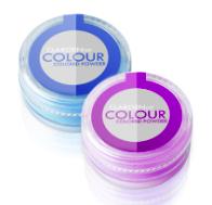 Farebné akrylové prášky Garden Of Colour