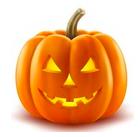 Halloween - zdobenie nechtov