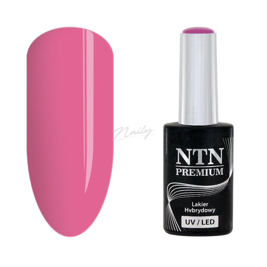 Gél lak na nechty NTN Premium 21