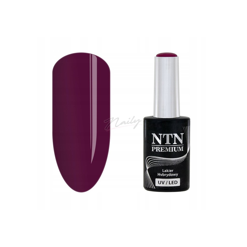 Gél lak na nechty NTN Premium 87