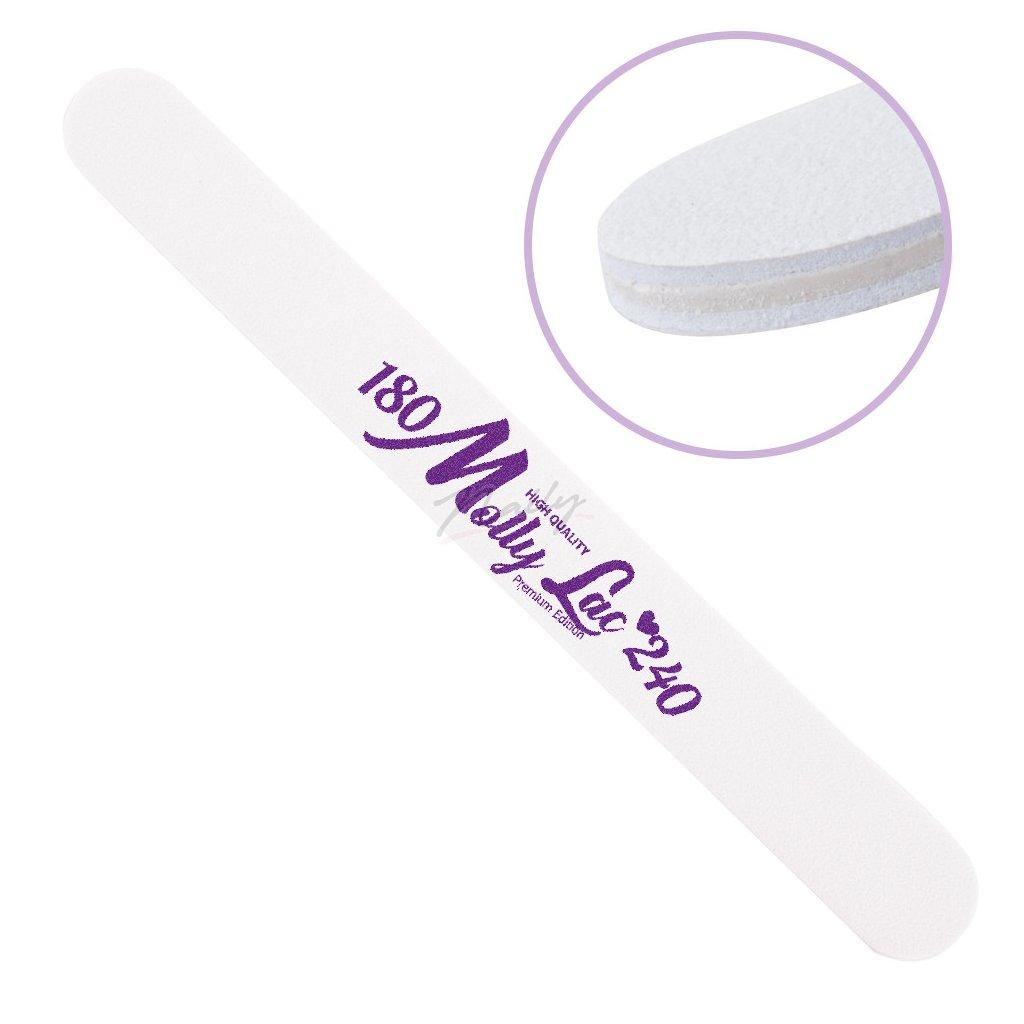 Pilník na nechty MollyLac 180:240 3