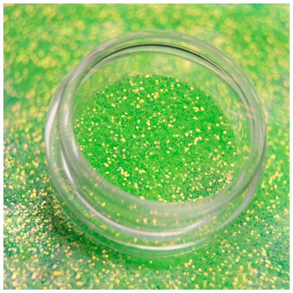 06 shine neon green