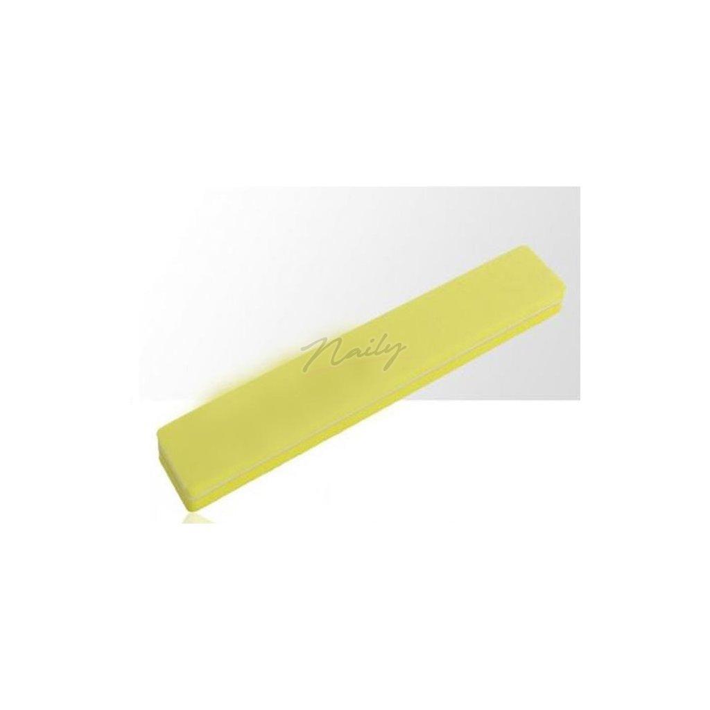 Leštička na nechty žltá 100180